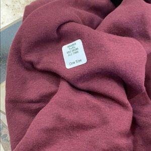 American Apparel Accessories - American Apparel Sweatshirt Scarf